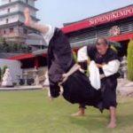 私が護身術に最適だと考えるのは「少林寺拳法」それはどうしてなのか?